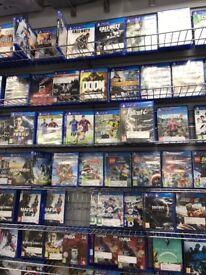 PS4 (Playstation 4) Games