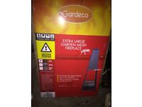 Large Chiminea for sale still in the box