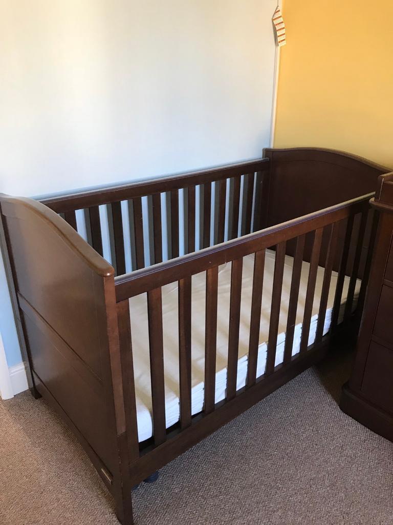 Three Piece Baby Nursery Furniture Set Mamas Papas