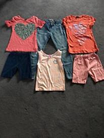 Girls Bundle Age 8-9
