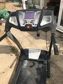 New Fitness Treadmill