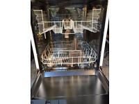 Electrolux integrated dishwasher