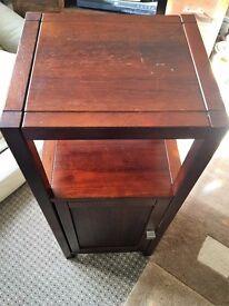 Lamp Table / Cupboard