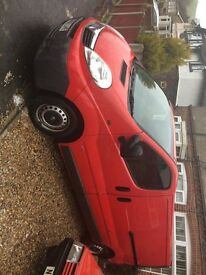 Vauxhall Vivaro 2 Litre Diesel with Tow Bar - 2008