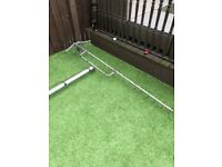 External tv aerial with 12 ft pole complete with brackets