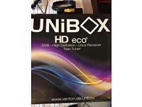 Venton unibox HD sat receiver