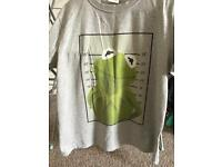 Women's Kermit the Frog tshirt