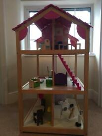 Kidkraft So Chic Mansion Dolls House for Barbie