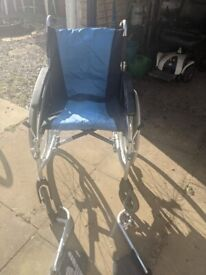 Excel folding wheel chair G light Pro