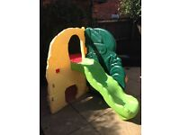 Little Tikes Jungle Climber with Slide