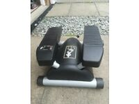 Stepper exercise machine