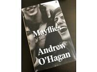 Mayflies by Andrew O Hagan