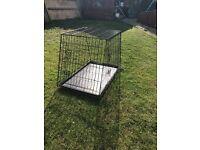 Large dog crate/ box
