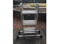 Youngman Professional Multi - Function Ladder, mint condition