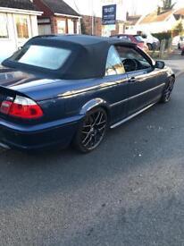 BMW Cl 2.2 MSports