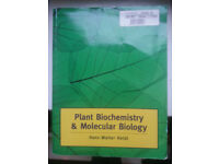 Plant Biochemistry and Molecular Biology. Hans-Walter Heldt. Text book. Oxford University Press