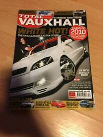 Total Vauxhall magazine issue 115 Autumn 2010