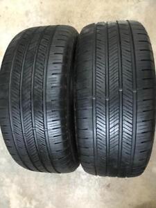 2 pneus dété 225/50/17 goodyear eagle ls2 rft