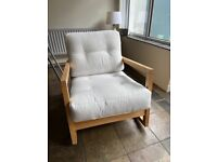 IKEA Lillberg armchair rocking chair