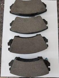 Vauxhall Astra MK6 front brake pads