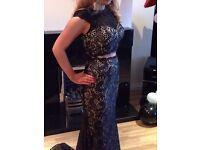 Black formal dress for sale