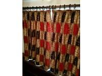 Stunning Curtains & Pole