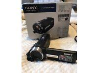 Sony Camcorder DCR-SX15E Boxed