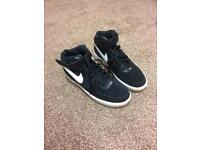 Nike Air Force high tops size 8.5