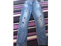 Age 5 next Jeans