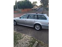 margain bmw 520i automatic towring with mot 17 june drive very well