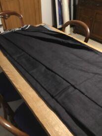 Denim fabric medium weight per metre (8m available)