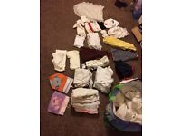 Job lot of baby clothes 0/3 - 3/6