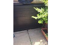 Composite Decking Boards - ebony grey (dark grey) - TIMCO - Morden SM4 London area