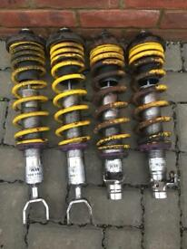 CIVIC EG / EJ2 KW COILOVERS ... civic ek , integra type r , civic eg , civic ej