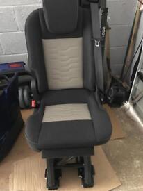 Transit custom tourneo rear seat