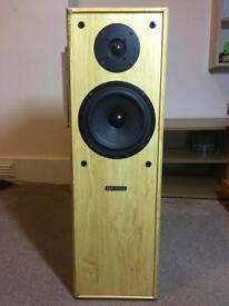 Acoustic musical speaker