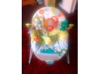 Baby Vibrate Bouncer Chair