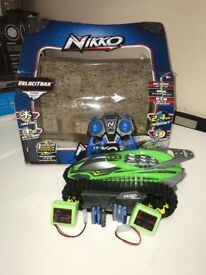 RC NIKKO Velocitrax w/Batteries