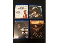 4 Classic Gems on Blu-Ray