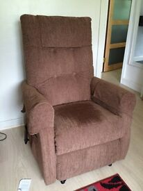 Driver Medical - Sofia Riser Recliner less than 6 months old