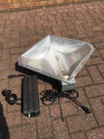 Cheshunt Hydroponics Store - used 600w digital grow light kits with diamond reflector Maxibright