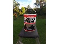 Wickes drive seal 5 litres unopened. Originally price was £15.99 collection from ST9