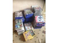 PlayStation 1,2,3 and PSP plus extras.