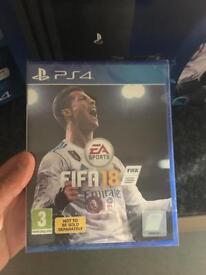 Brand new fifa 18
