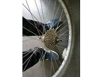 Sell bicycle rear wheel