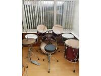 Full Set of drums