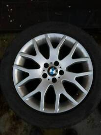 Bmw X5 winter alloys