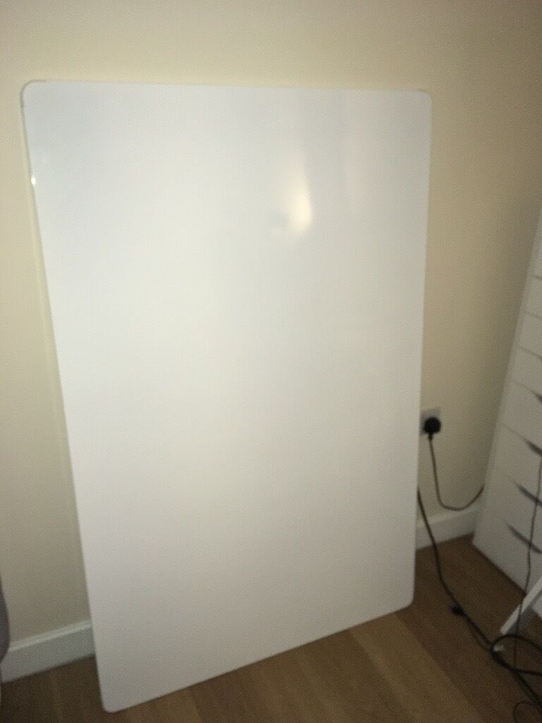 ikea whiteboard magnetic board vemund in surrey quays london gumtree. Black Bedroom Furniture Sets. Home Design Ideas