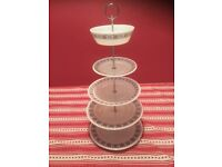 Cake stands £10 each