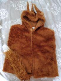 Fox tabard one size